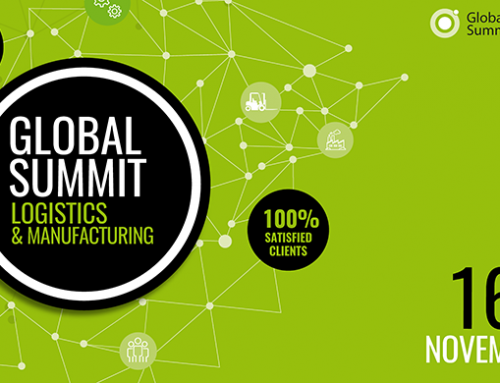 INTELLIMAG al Global Summit Logistics & Manufacturing di Lazise