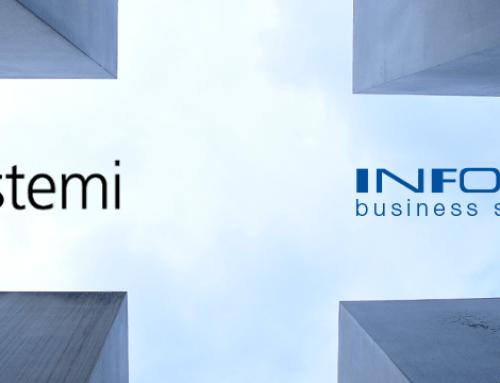 Infolog e VEM sistemi insieme per l'IoT a supporto della logistica 4.0
