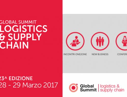 INTELLIMAG al Global Summit Logistics & Supply Chain di Bologna