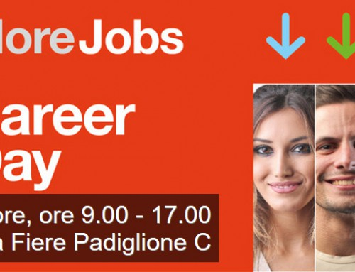 Infolog al MoreJobs Career Day 2017