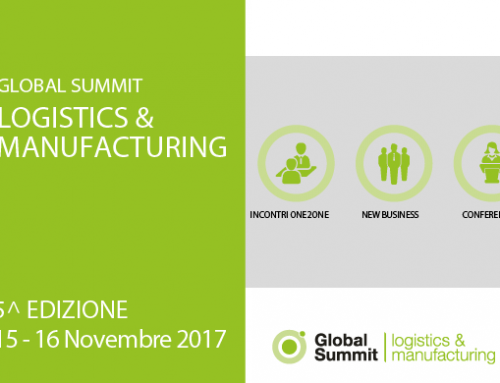 15/16 Novembre | Global Summit Logistics & Manufacturing di Lazise