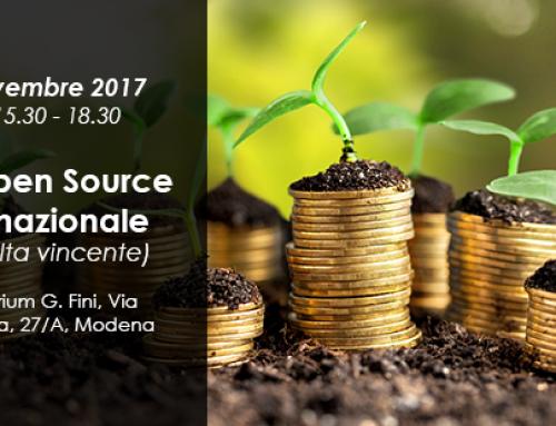 20 novembre | ERP Open Source Internazionale (la scelta vincente)